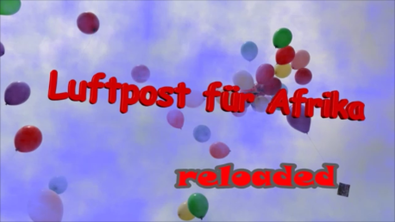 Luftpost für Afrika - What goes around, comes around!